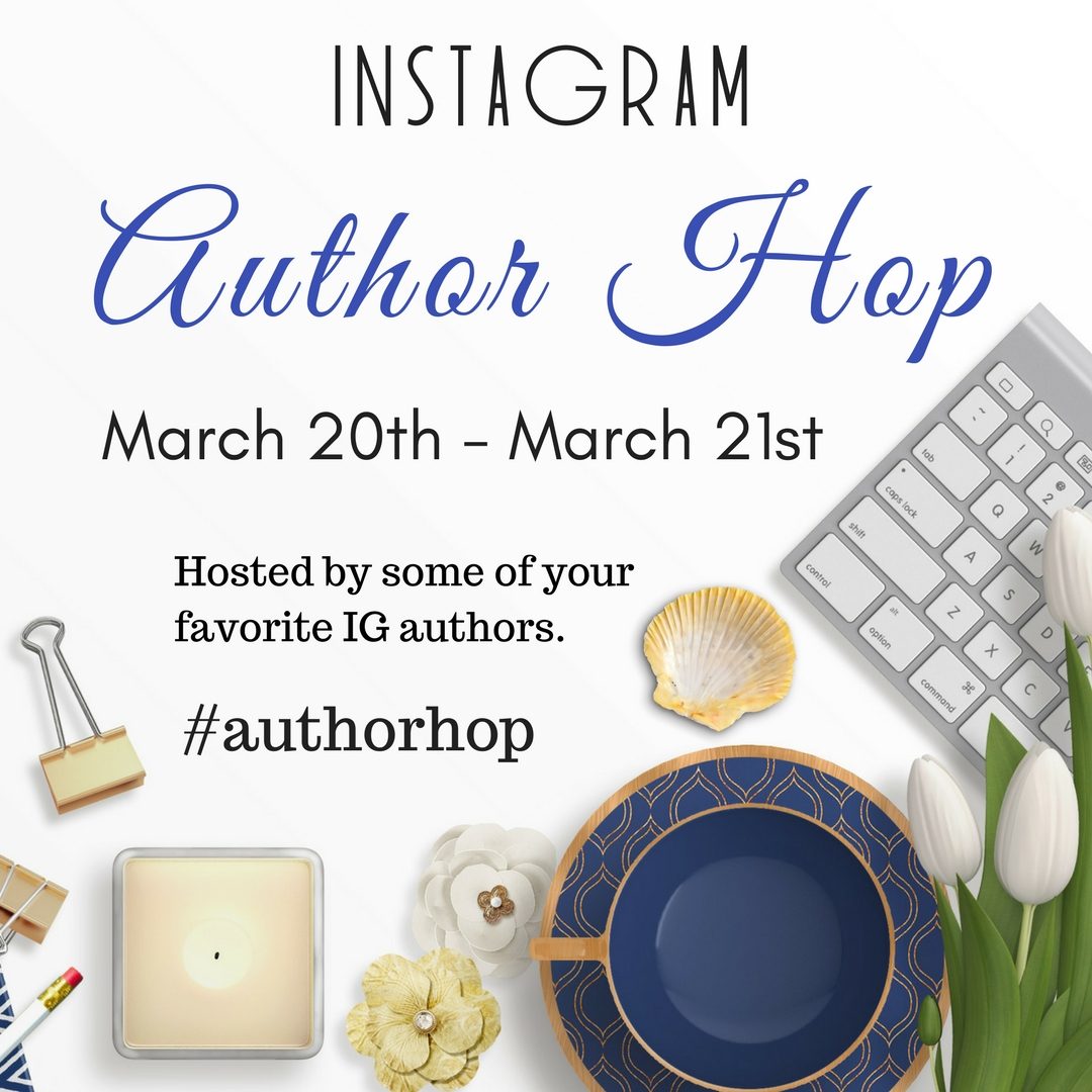 IG Author Hop Event
